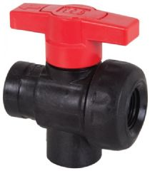 3 Way Ball Valve - L Port 8216201